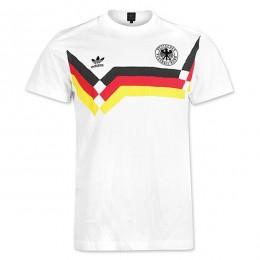پیراهن جام جهانی 90 تیم ملی آلمان Germany 1990 Home Soccer Jersey