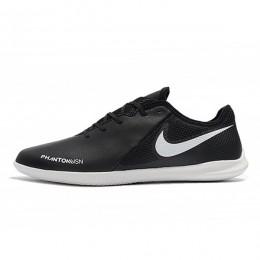 کفش فوتسال نایک فانتوم طرح اصلی مشکی سفید Nike Phanton VSN BlackWhite
