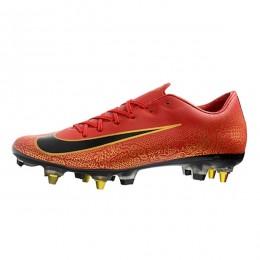 کفش فوتسال نایک مرکوریال طرح اصلی قرمز Nike Mercurial Vapor SG