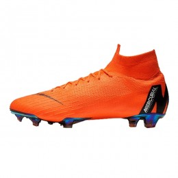 کفش فوتبال نایک مرکوریال Nike Mercurial Superfly VI Elite FG AH7365-810