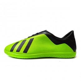 کفش فوتسال آدیداس سایز کوچک طرح اصلی سبز Adidas Messi