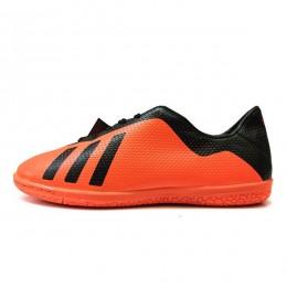 کفش فوتسال آدیداس سایز کوچک طرح اصلی قرمز Adidas Messi