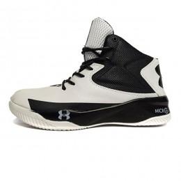 کفش بسکتبال آندر آرمور سفید مشکی Under Armour
