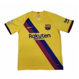پیراهن دوم بارسلونا Barcelona 2019-20 Away Soccer Jersey