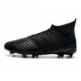 کفش فوتبال آدیداس پردیتور طرح اصلی مشکی Adidas Predator 18.1 FG Black