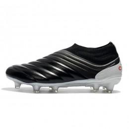 کفش فوتبال آدیداس کوپا طرح اصلی مشکی Adidas Copa 19+ FG Core Black Red