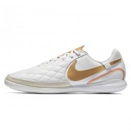 کفش فوتسال نایک تمپو لونار لجند طرح اصلی سفید Nike Tiempo Lunar Legend VII Pro IC White
