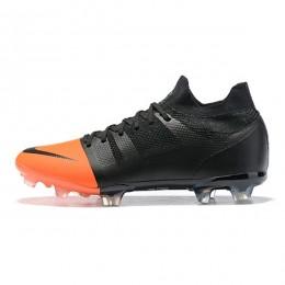 کفش فوتبال نایک مرکوریال سوپرفلای طرح اصلی مشکی Nike Mercurial Superfly Black