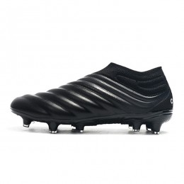 کفش فوتبال آدیداس کوپا طرح اصلی مشکی Adidas Copa 19+ FG All Black