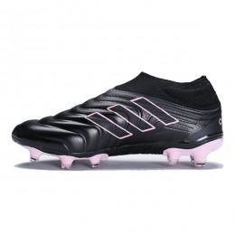 کفش فوتبال آدیداس کوپا طرح اصلی مشکی صورتی Adidas Copa 19+ FG Black Pink