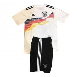 پیراهن شورت اول آلمان Germany 2019-20 Home Soccer Jersey Kit Shirt+Short