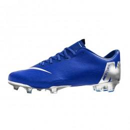 کفش فوتبال نایک مرکوریال طرح اصلی ابی Nike Mercurial Vapor XII Pro FG