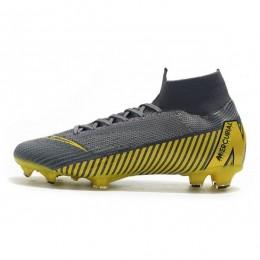 کفش فوتبال نایک مرکوریال سوپرفلای ساقدار طرح اصلی Nike Mercurial Superfly VI Elite FG