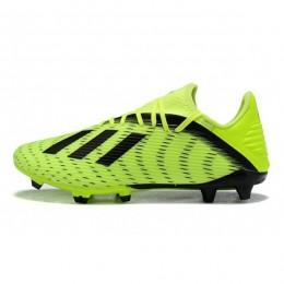کفش فوتبال آدیداس ایکس طرح اصلی زرد مشکی Adidas X 19.3 FG Yellow Black