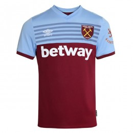 پیراهن اول وستهام West Ham United 2019-20 Home Soccer Jersey