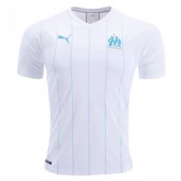 پیراهن اول مارسی Olympique Marseille 2019-20 Home soccer jersey