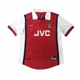 پیراهن کلاسیک آرسنال Arsenal 1998 Retro Kit Jersey