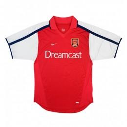 پیراهن کلاسیک آرسنال Arsenal 2000 Retro Home Kit Jersey
