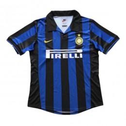 پیراهن کلاسیک اینترمیلان Inter Milan 1998 Retro Home Kit Jersey