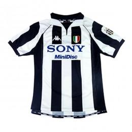 پیراهن کلاسیک یوونتوس Juventus 1997 Retro Home Kit Jersey