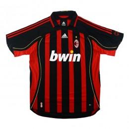 پیراهن کلاسیک میلان Ac Milan 2006 Retro Home Kit Jersey