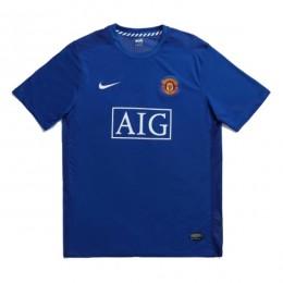 پیراهن کلاسیک منچستریونایتد Manchester United 2008 Retro 3rd Kit Jersey
