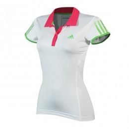 تیشرت زنانه آدیداس بریکید کپ پولو Adidas Barricade Cap Polo
