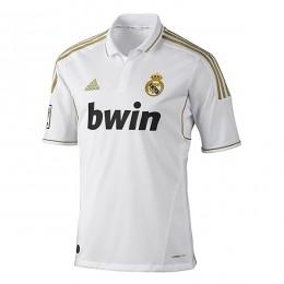پیراهن کلاسیک رئال مادرید Real Madrid 2011 Retro Home Kit Jersey