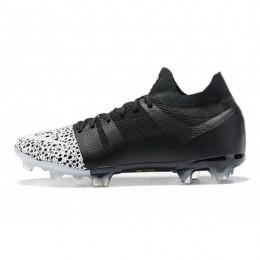 کفش فوتبال نایک مرکوریال طرح اصلی مشکی سفید Nike Mercurial Greenspeed 360 FG Black White Yellow