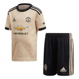 پیراهن شورت دوم منچستریونایتد Manchester United 2019-20 Away Soccer Jersey Kit Shirt+Short