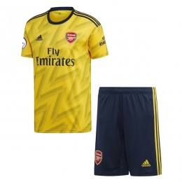 پیراهن شورت دوم آرسنال Arsenal 2019-20 Away Soccer Jersey Kit Shirt+Short