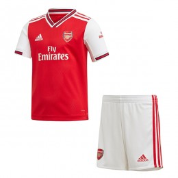 پیراهن شورت اول آرسنال Arsenal 2019-20 Home Soccer Jersey Kit Shirt+Short