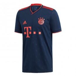 پیراهن دوم بایرن مونیخ Bayern Munich 2019-20 Away Soccer Jersey