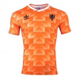 پیراهن کلاسیک هلند Netherlands 1988 Retro Home Kit Jersey