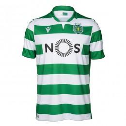 پیراهن اول اسپورتینگ لیسبون Sporting Cp 2019-20 Home Soccer Jersey