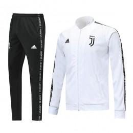 گرمکن شلوار یوونتوس سفید Juventus Training Tracksuit W 2019