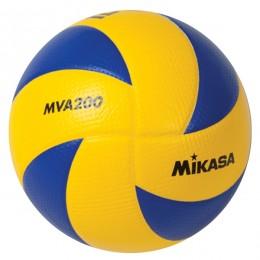 توپ والیبال میکاسا مدل MVA200 لیبل دار Volleyball Mikasa MVA 200