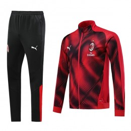 گرمکن شلوار آث میلان Ac Milan Training Tracksuit 2019-20