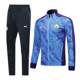 گرمکن شلوار منچسترسیتی آبی Manchester City Training Tracksuit 2019-20