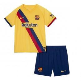پیراهن شورت بچگانه دوم آرسنال Barcelona 2019-20 Away Soccer Jersey Kids Shirt+Short