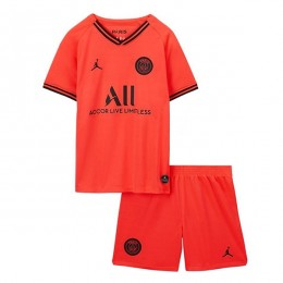 پیراهن شورت بچگانه دوم پاریسن ژرمن PSG 2019-20 Away Soccer Jersey Kids Shirt+Short