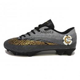 کفش فوتبال نایک مرکوریال سایز کوچک طرح اصلی مشکی Nike Mercurial Black 2018