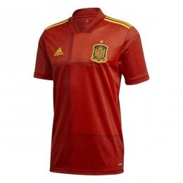 لباس اول اسپانیا Spain 2020 Home Soccer Jersey