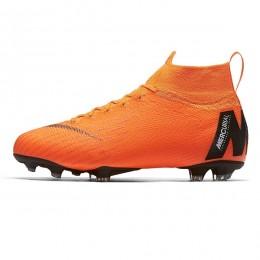 کفش فوتبال سایز کوچک نایک مرکوریال سوپرفلای Nike Jr Mercurial Superfly 6 Elite FG AH7340-810