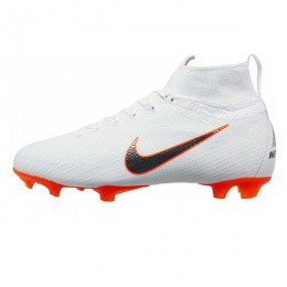 کفش فوتبال سایز کوچک نایک مرکوریال سوپرفلای Nike Jr Mercurial Superfly 6 Elite FG AH7340-107