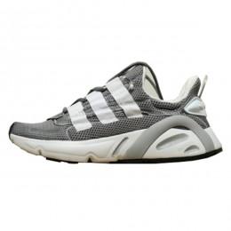 کتانی رانینگ مردانه آدیداس Adidas Yeezy 600 Grey White