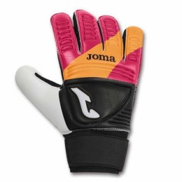 دستکش دروازه بانی جوما Joma Calcio Rasp Berry Orange Fluor 400014.500