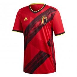 پیراهن اول بلژیک Belgium 2020 Home Soccer Jersey