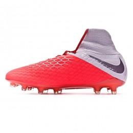 کفش فوتبال نایک هایپر ونوم فانتوم Nike Hypervenom Phantom III Pro DF FG AJ3802-600