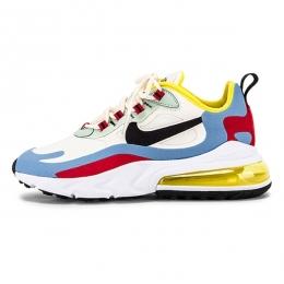 کتانی رانینگ ایر مکس آبی Nike Air Max 270 React